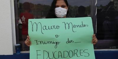 Imagem em Protesto SEDUC