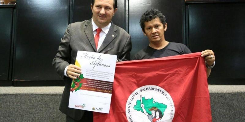 Agricultores familiares são homenageados na sessão especial Terezinha Rios