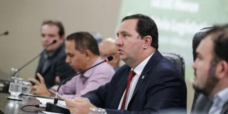 Audiência pública na AL discute regularização fundiária de Cuiabá