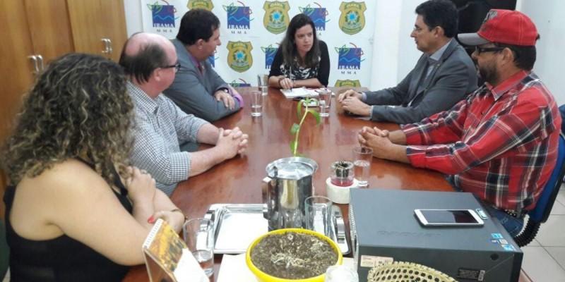 Barranco cobra do Ibama apuração de denúncias envolvendo técnicos em Brasnorte