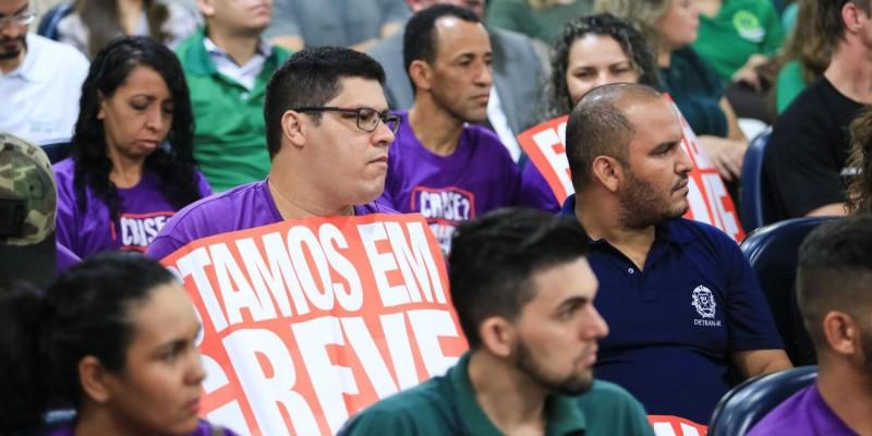 Barranco critica PEC dos Gastos e propõe que seja retirada de pauta da AL