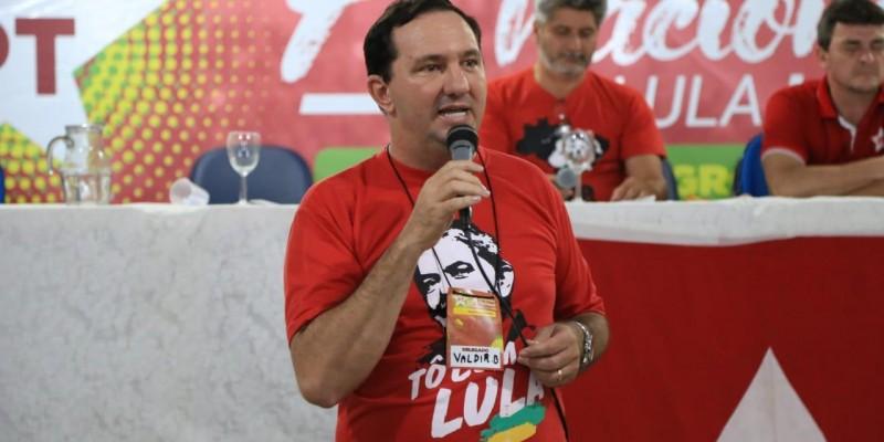 Barranco vence eleições internas e é reeleito presidente estadual do PT