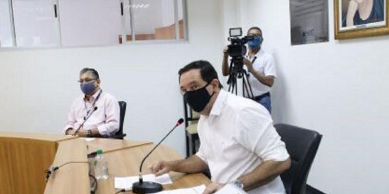 Barranco questiona governo por não pagar auxílio a professores interinos