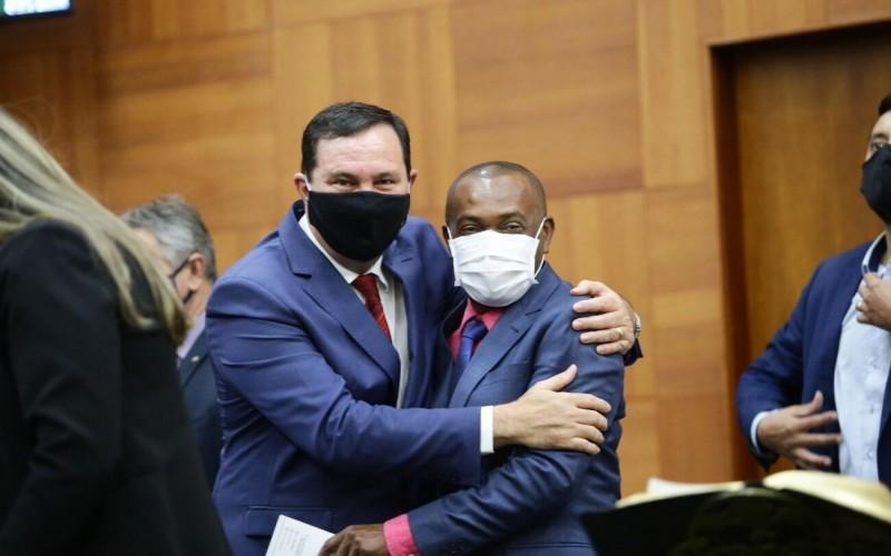 Barranco se licencia do cargo de deputado para concorrer ao Senado