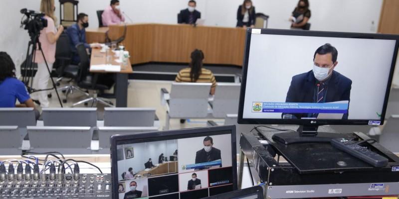 Barranco pede vista do Plano Estadual de Educação na comissão de educação da AL