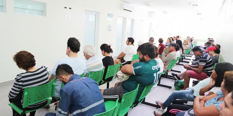 Separação de salas de espera entre pacientes do SUS e convênios está proibida em Mato Grosso