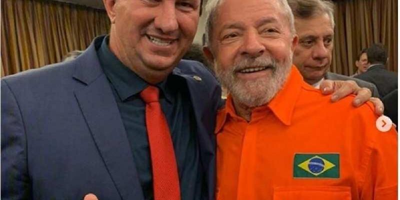 Lula terá palanque em MT mesmo que partido não tenha candidato próprio ao Paiaguás, diz deputado Barranco