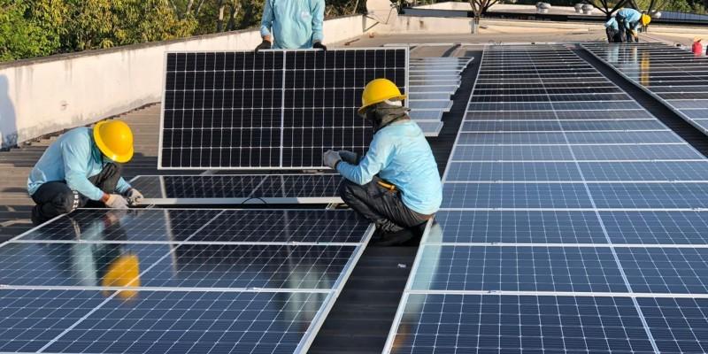 Hospitais públicos de MT podem ter a instalação de painéis solares