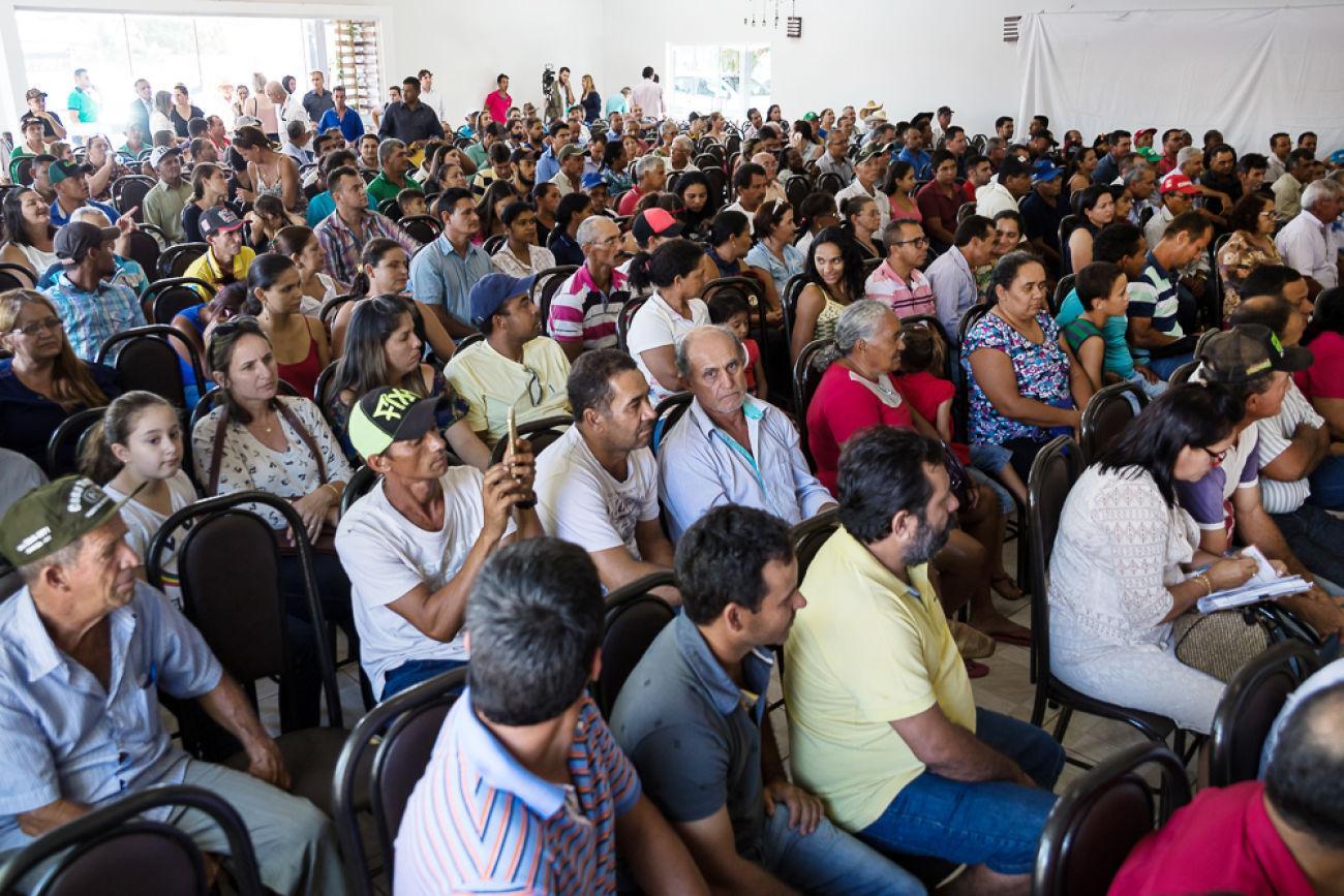 Audiência pública discute regularização fundiária em Confresa