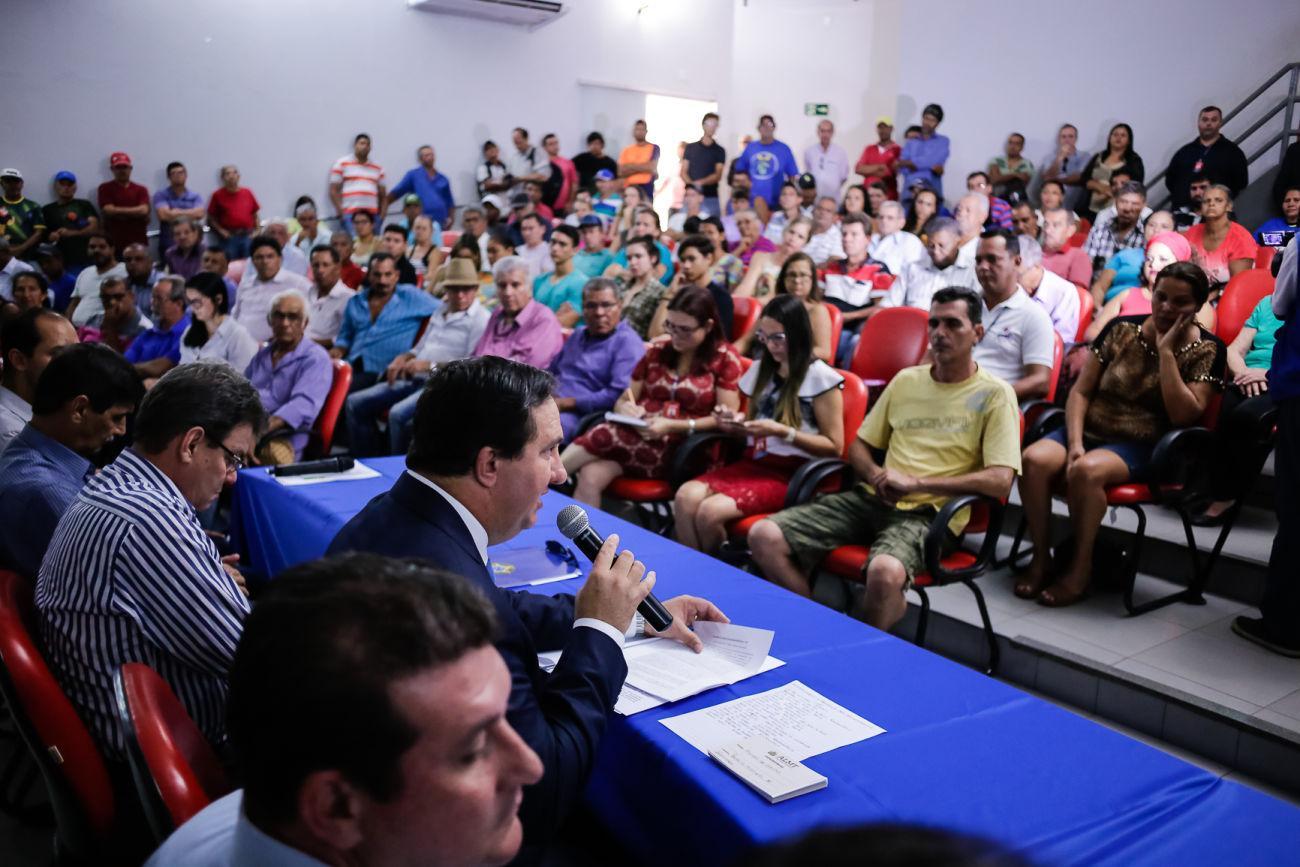 Audiência pública discute regularização fundiária em Rondonópolis