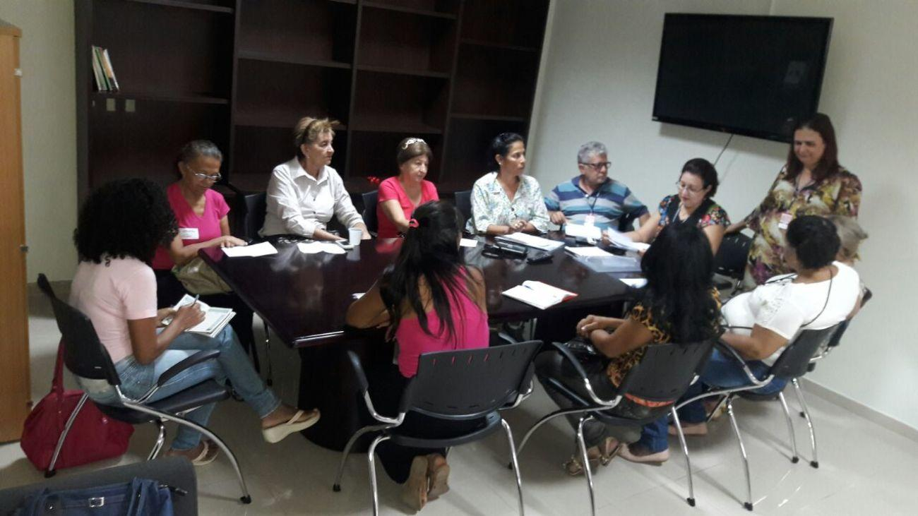 Barranco abre gabinete para representantes da economia solidária da baixada cuiabana