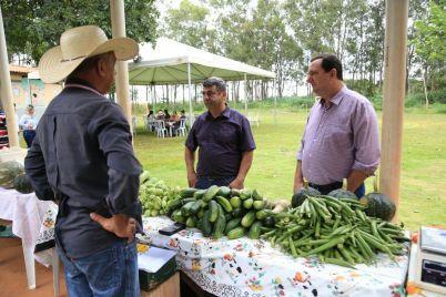 Barranco discute dificuldades e planejamento da agricultura familiar para 2018