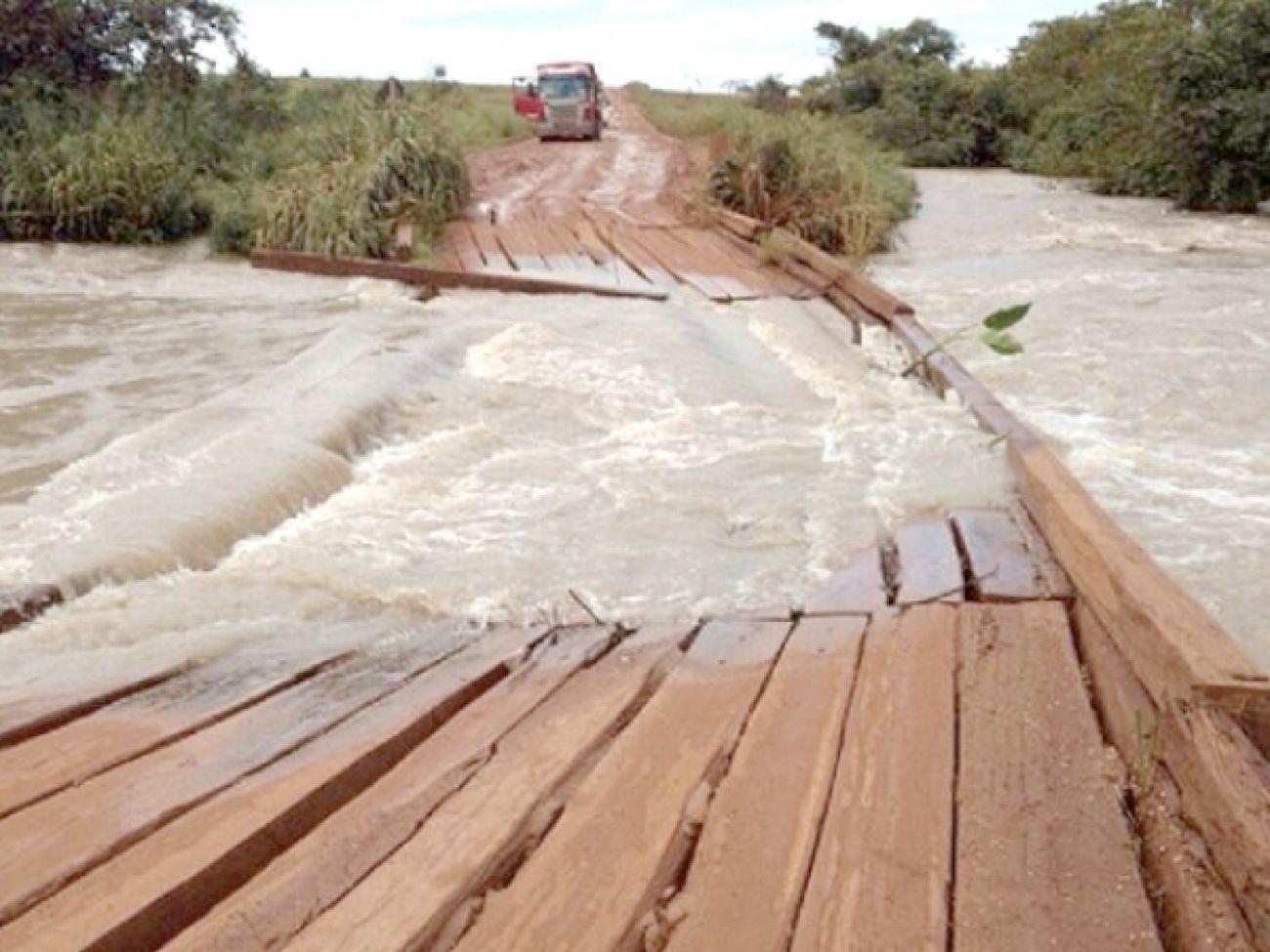 Chuvas causam transtornos no Araguaia e ALMT adia audiência pública em Confresa