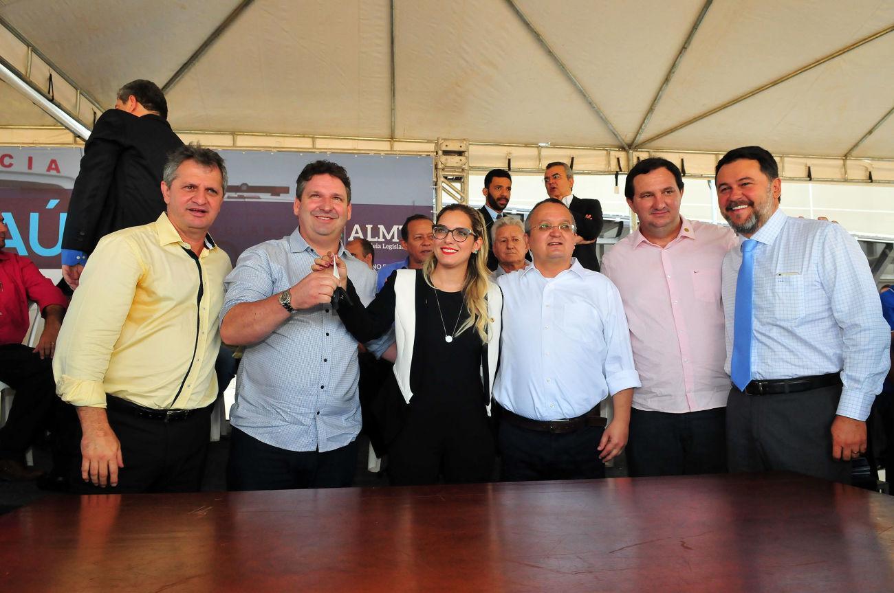 AL contribui com compra e distribuição de ambulâncias em Mato Grosso