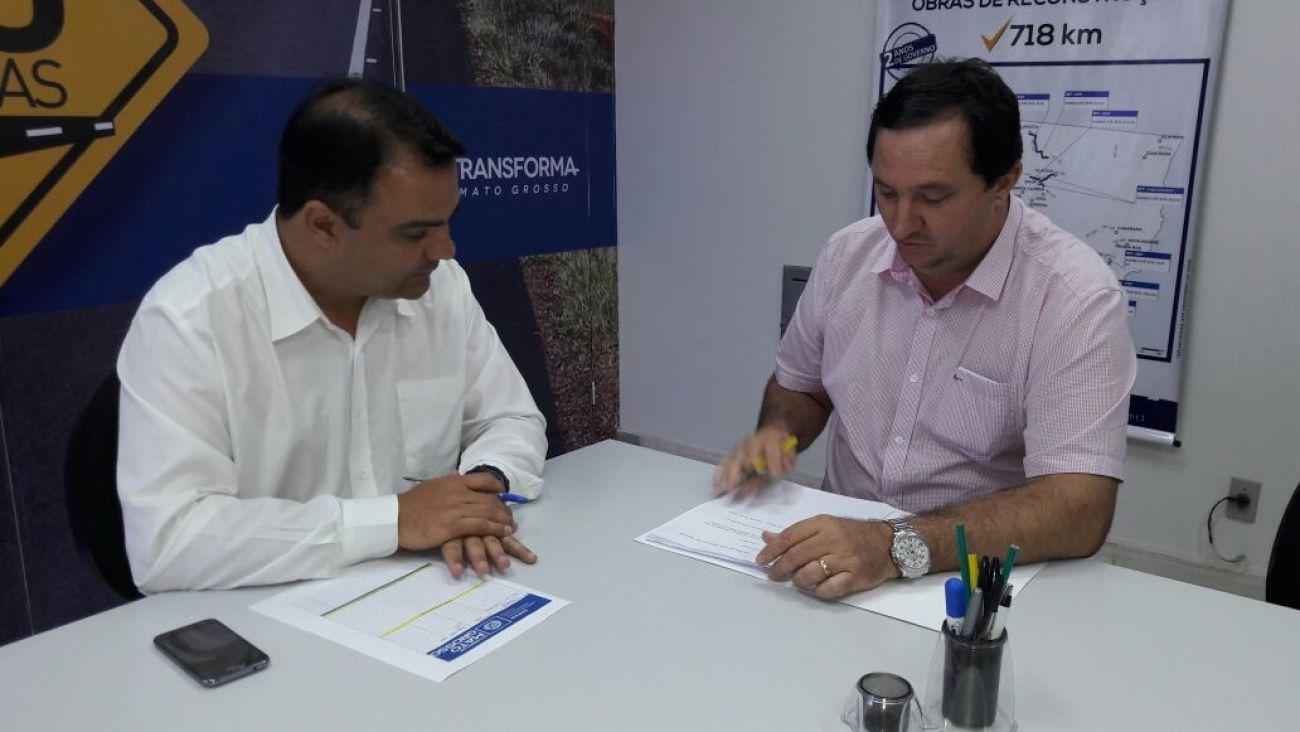 Valdir Barranco cobra recuperação de rodovias estaduais