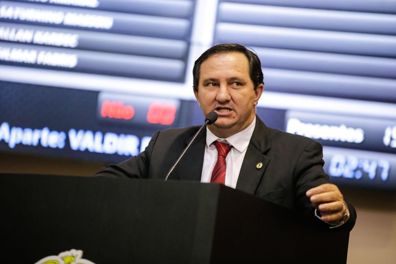 Valdir Barranco se reúne com Fávaro para discutir o novo CAR estadual