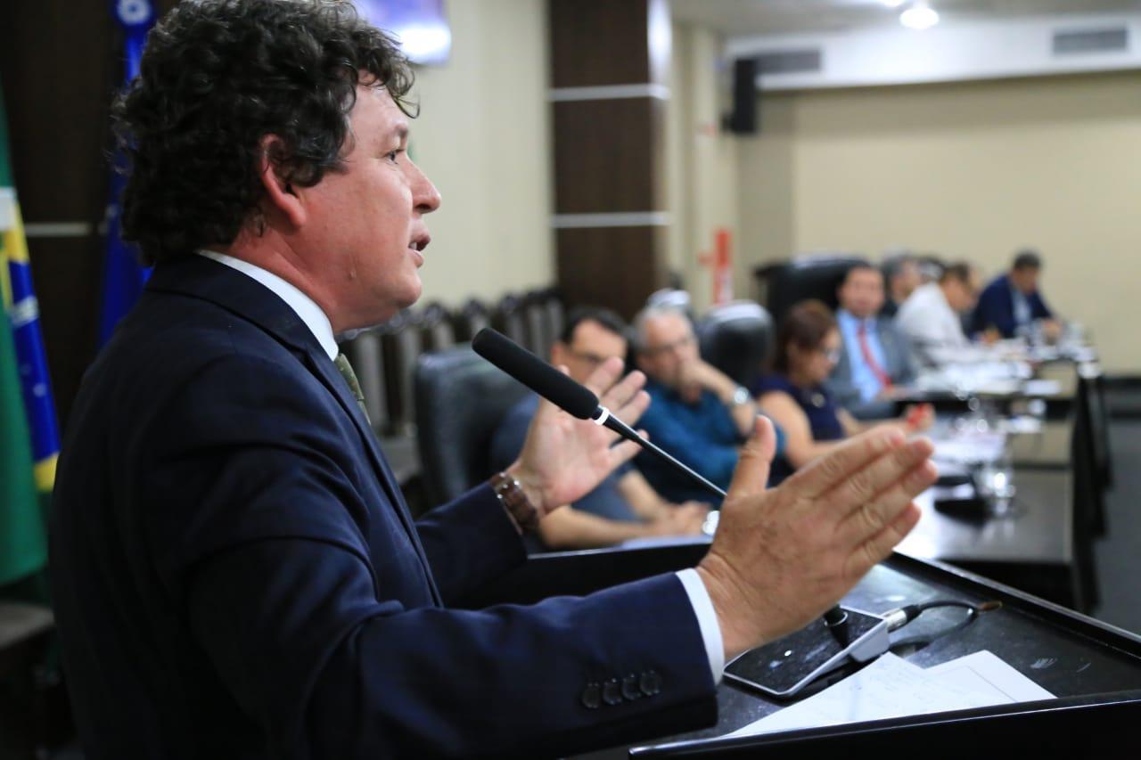 Deputado quer o fim da Lei Kandir e repactuação federativa