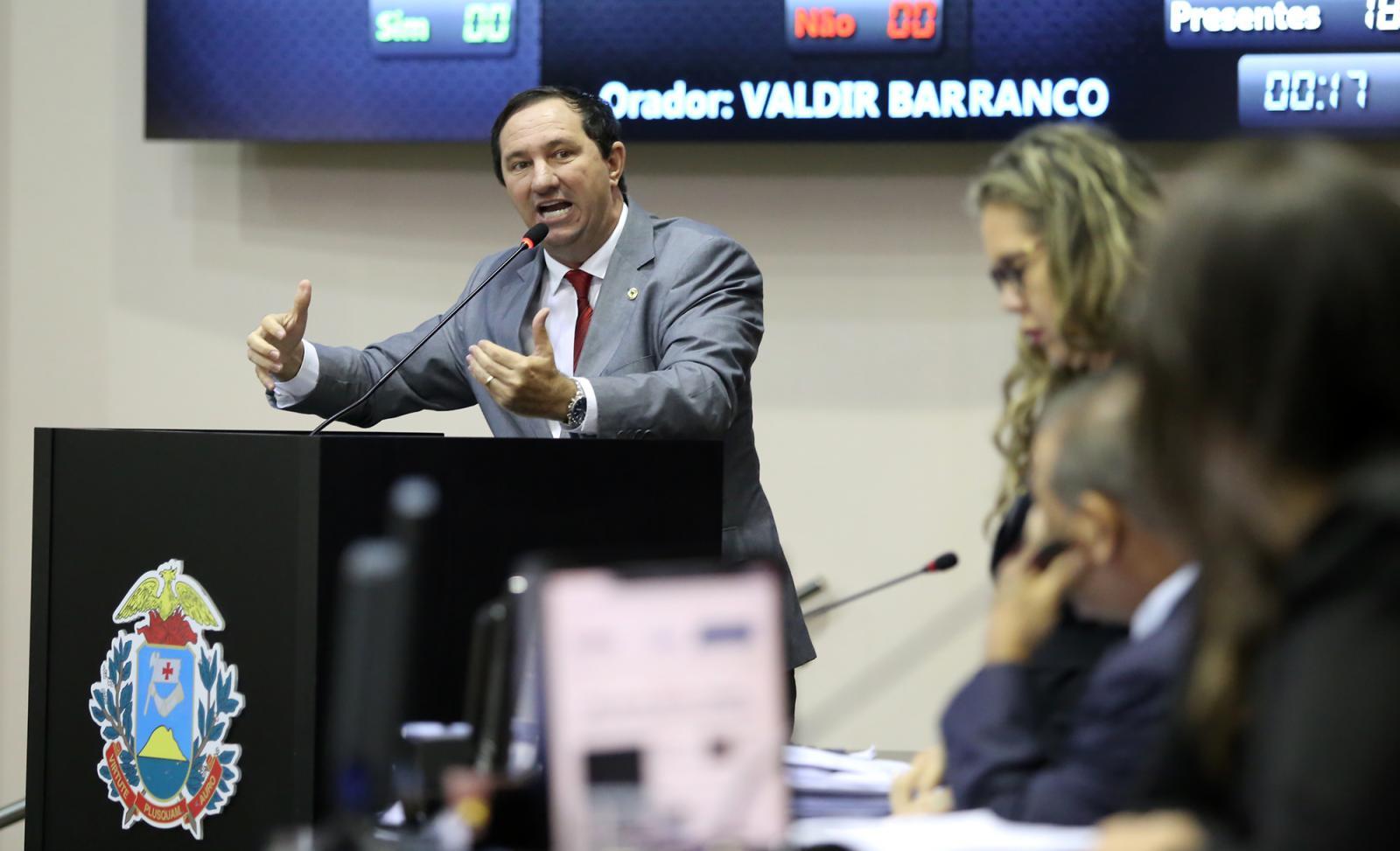 Barranco: 'denúncia de Gerson não é conversa de boteco, é muito grave'