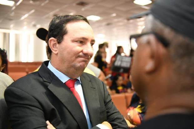 """Envolvimento do MPE na """"grampolândia"""" não assusta Barranco"""