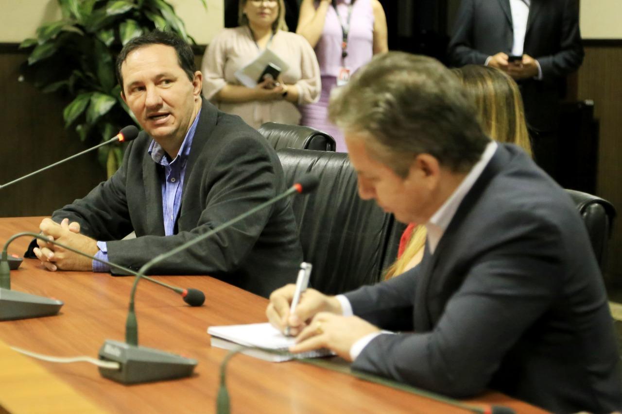 Barranco tem apoio do governo na luta pela revisão da divisa entre MT e Pará