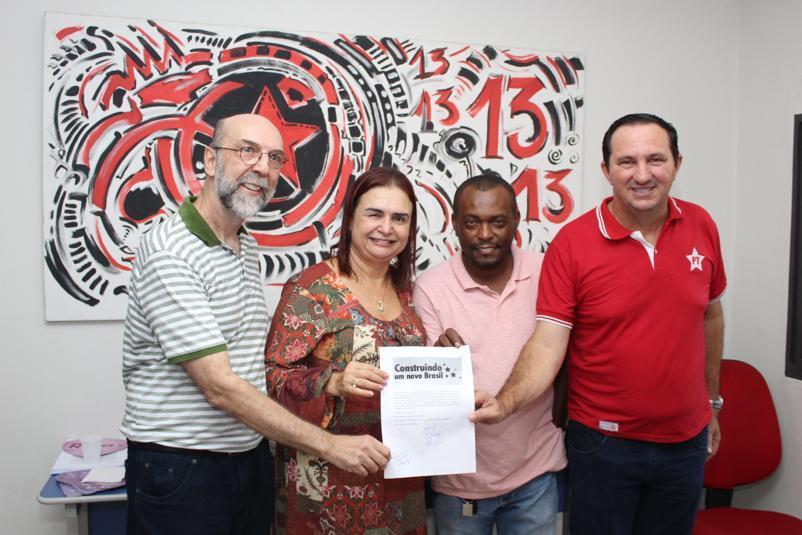 Barranco entra na briga pela vaga de senador por Mato Grosso