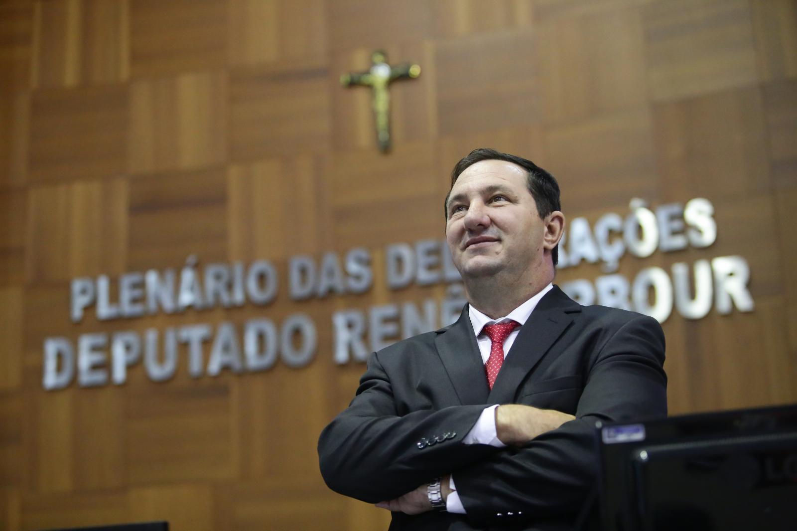 Barranco continua entre os parlamentares mais atuantes de Mato Grosso