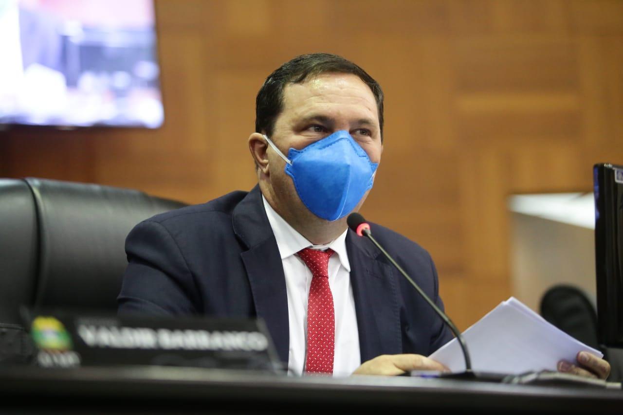 Barranco faz indicações para construção de dois hospitais na região do Araguaia