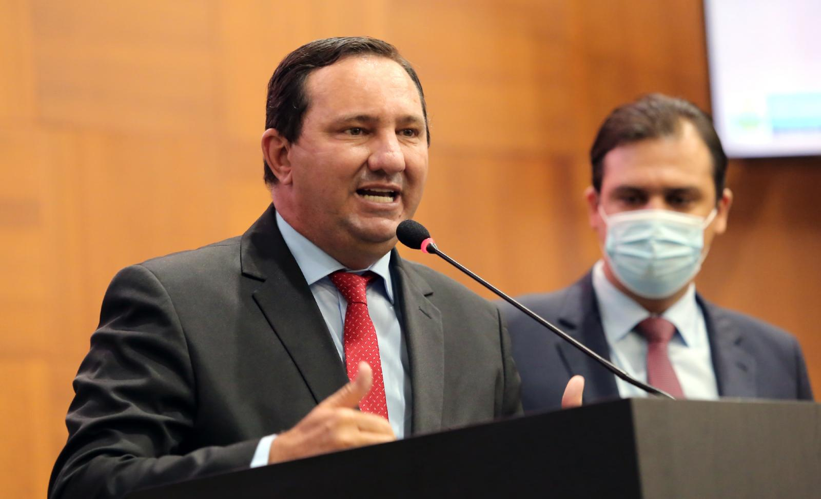Valdir Barranco volta a ocupar cadeira na Assembleia Legislativa
