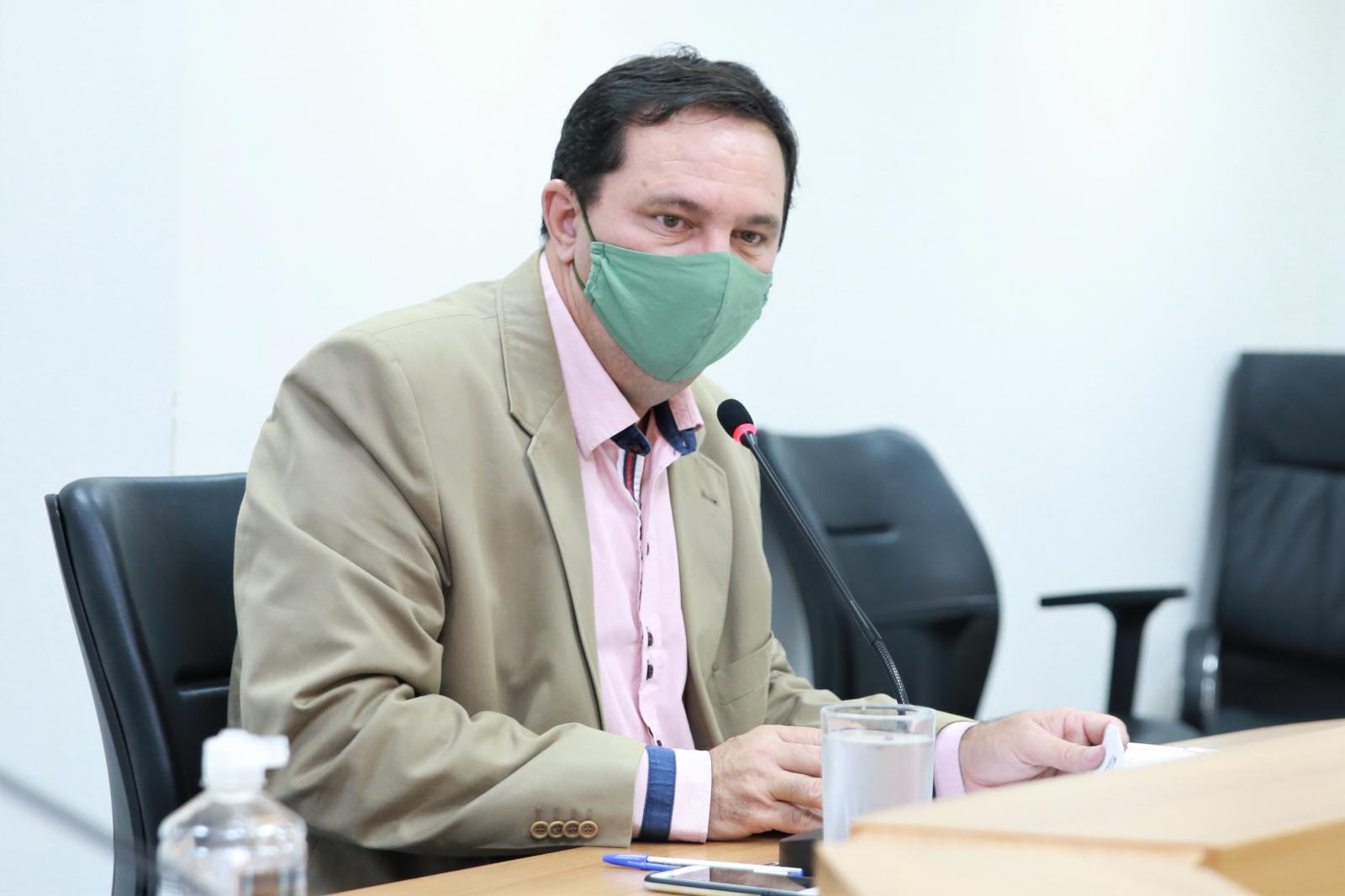 Deputado Barranco (PT) segue como titular da Comissão de Educação, Ciência, Tecnologia, Cultura e Desporto