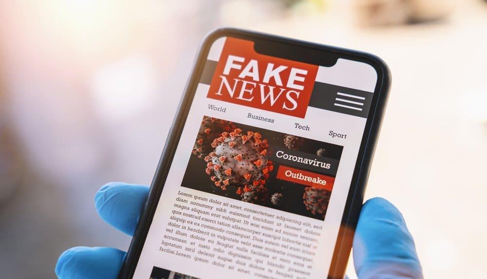 Divulgação e compartilhamento de Fake News que envolvem a Covid-19 estão sendo combatidas em Mato Grosso há um ano