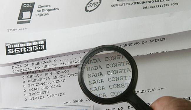 Órgãos de proteção ao crédito podem ter de informar o consumidor sobre quem negativou seu nome e a data final de sua restrição