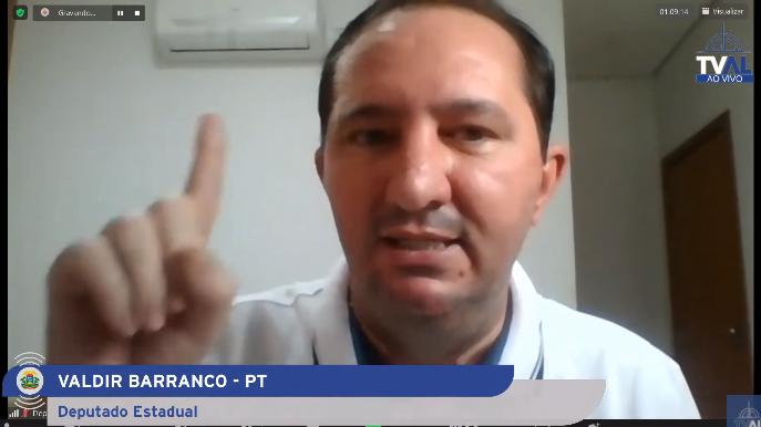 Deputado entra com pedido de indicação ao TJMT para instalação de comarca em Nova Bandeirantes