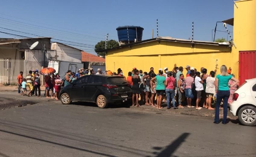 """""""Ossinho"""" x Agronegócio: O abismo da fome e do lucro em Mato Grosso"""